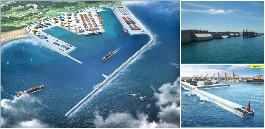 Le futur grand port du centre tipaza et celui de - Port autonome du centre et de l ouest ...
