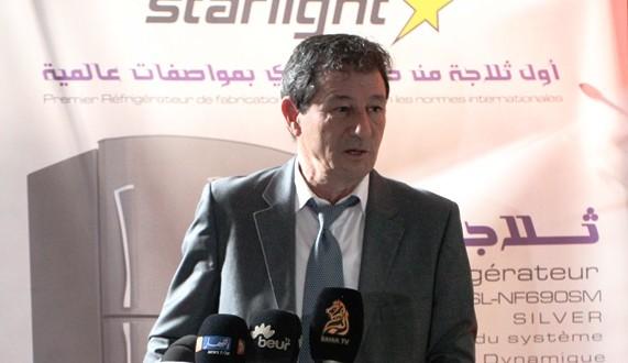 DZE- Mohamed Belbayad Starlight