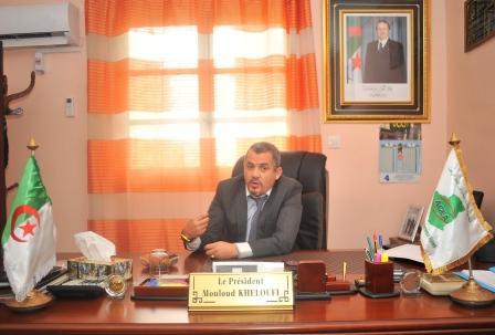 DZE-Mouloud Khelloufi