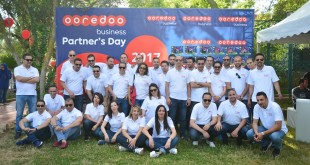 Photo Equipe Ooredoo Business Alger-1