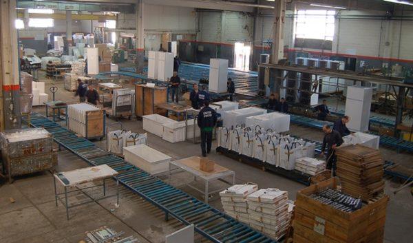 secteur industriel public