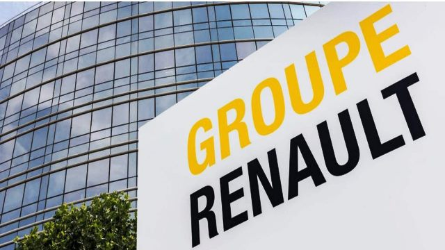 Le Groupe Renault