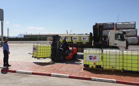 Henkel Algérie fait don de 50 000 litres de javel Bref
