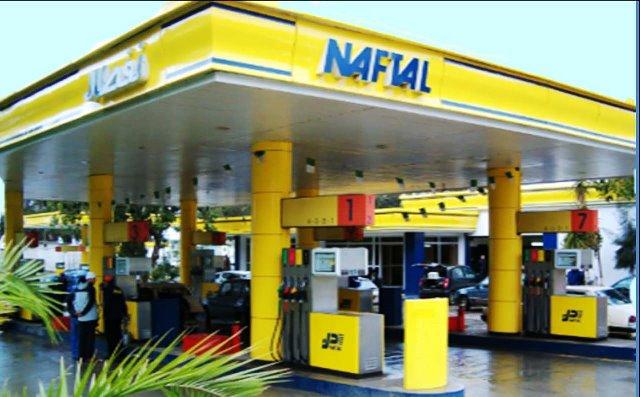 Station Naftal
