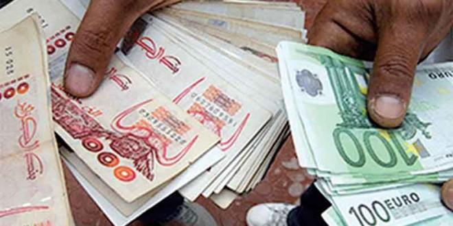 Marché Parallèle De La Devise L Euro à 181 Dinars